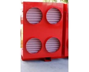 porta climagaine per ES 25000/50000 INV