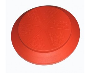Coperchio in plastica