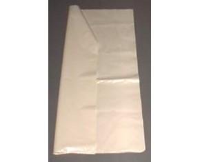 Sacchi bianco latte 80x120