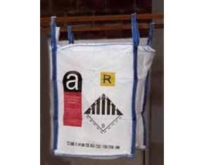 Big Bags scritte A+R 1500 kg